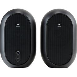 Monitores-De-Referencia-Jbl-J104set-bt-Par-Act-pas-Negro