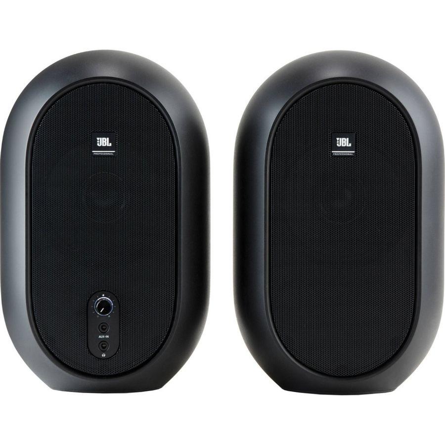 Monitores-De-Referencia-Jbl-J104set-bt-Par-Act-pas-Negro