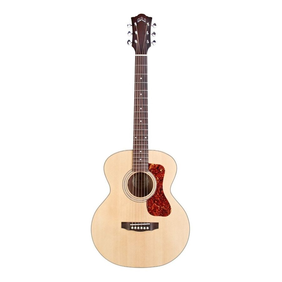 Guitarra-Electroacustica-Guild-Jumbo-Junior-MP-con-Funda