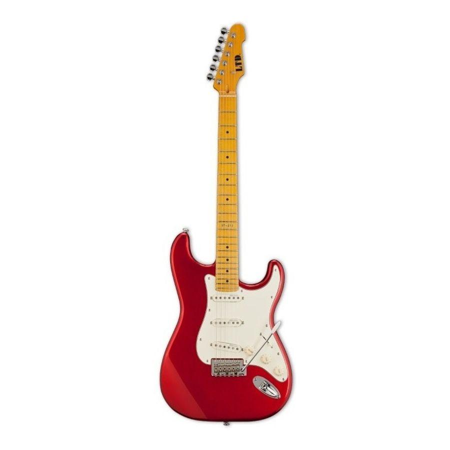 Guitarra-Electrica-LTD-By-Esp-ST213CAR-Strat-Candy-Red-
