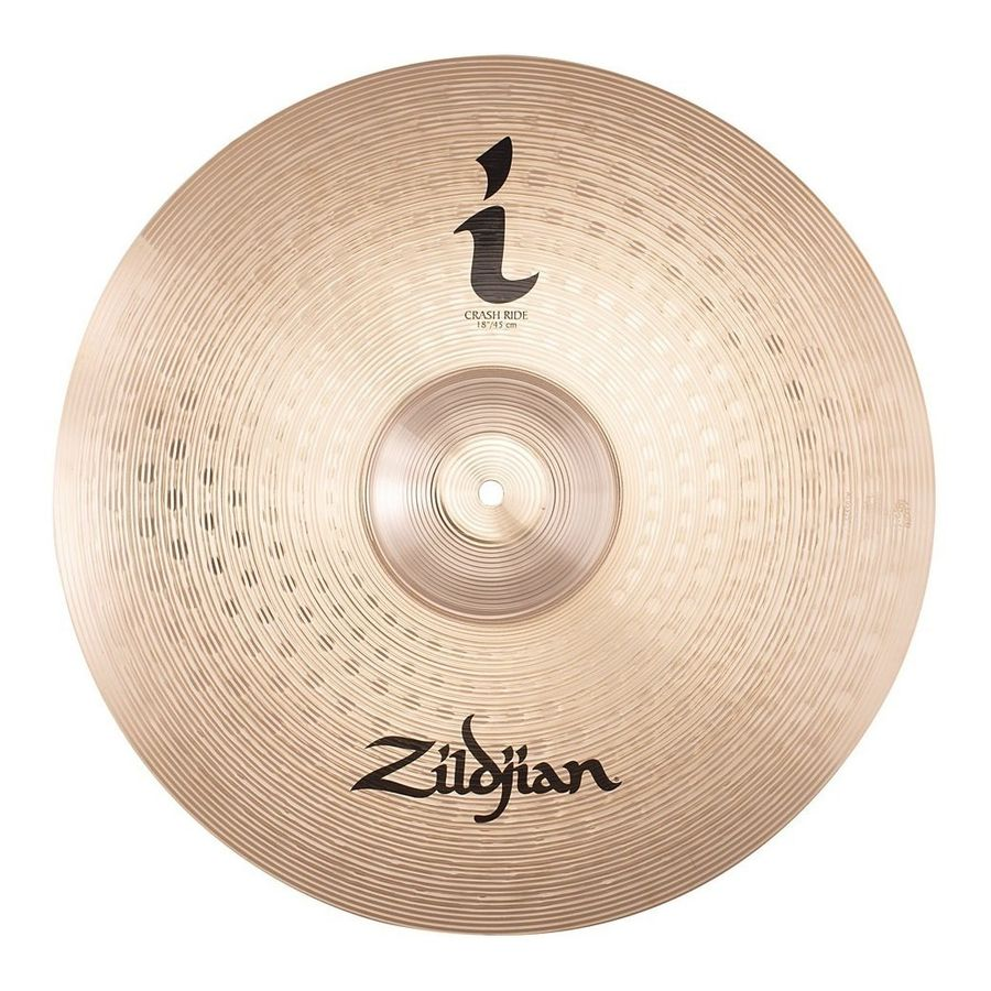 Platillo-Zildjian-I-Family-ILH18CR-Crash-Ride-de-18-Pulgadas-B8-Bronze