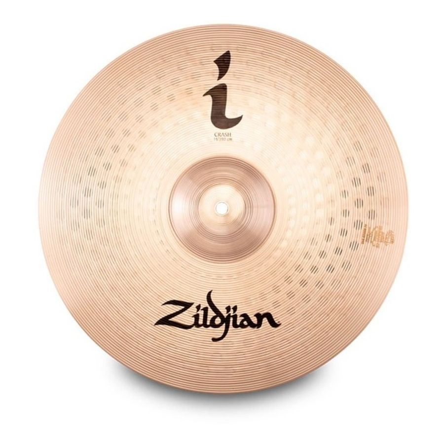 Platillo-Zildjian-I-Family-ILH16C-Crash-de-16-Pulgadas-B8-Bronze