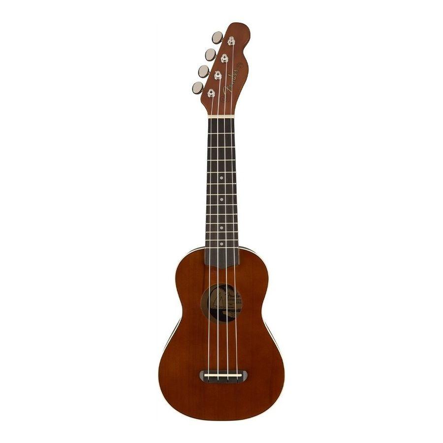 Ukelele-Soprano-Fender-Venice-California-Natural