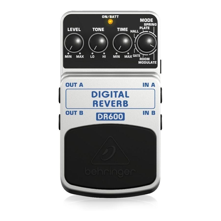 Pedal-Behringer-para-Guitarra-y-Bajo-Reverb-Digital-DR600