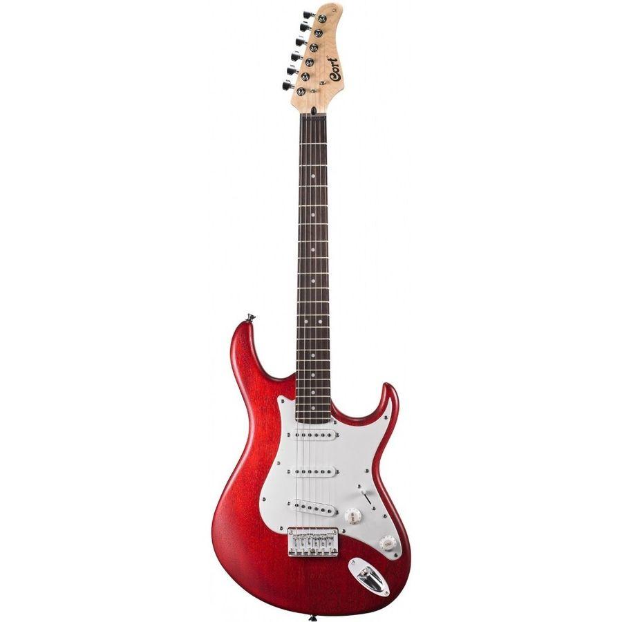 Guitarra-Electrica-Cort-G100-OPBC-Open-Pore-Black-Cherry-corte-Strat