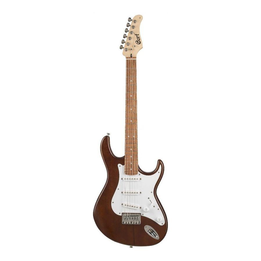 Guitarra-Electrica-Cort-G100-OPW-Open-Pore-Walnut-corte-Strat