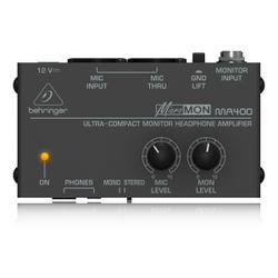 Amplificador-de-auriculares-Behringer-MA400-Monitor-Estudio