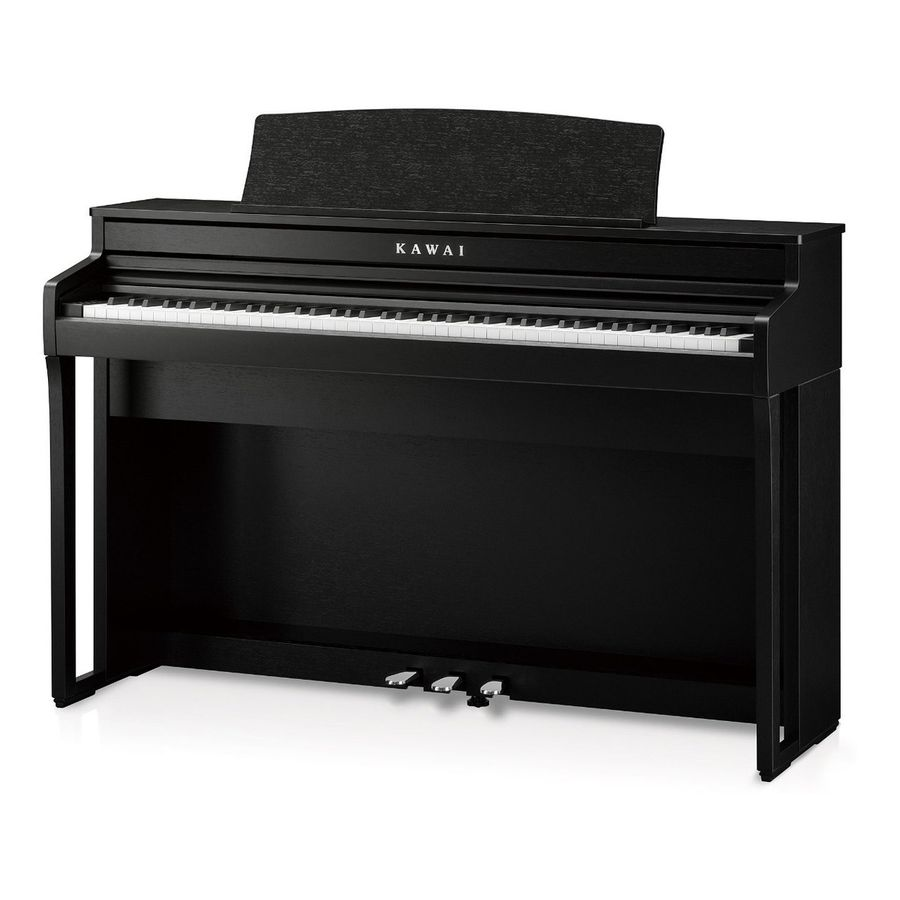 Piano-Digital-Kawai-Ca49b-88-T-Negro-Con-Mueble-19-Tonos