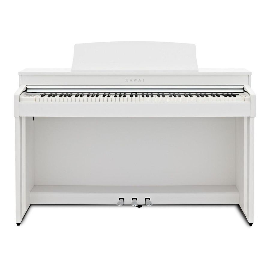 Piano-Digital-Kawai-CN39W-88-T-Blanco-Con-Mueble-Bluetooth