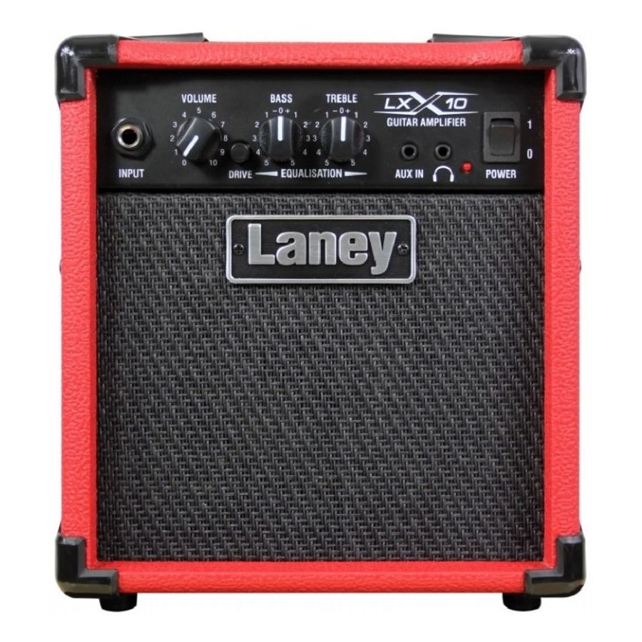 Combo-Amplificador-Laney-10w-Lx10-Serie-Rojo