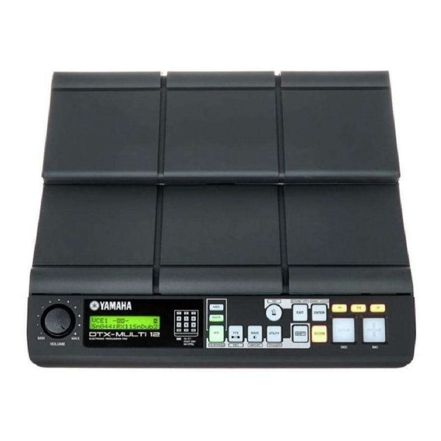 Bateria-Electronica-Yamaha-MultiPad-Dtxm12-Conexion-Usb