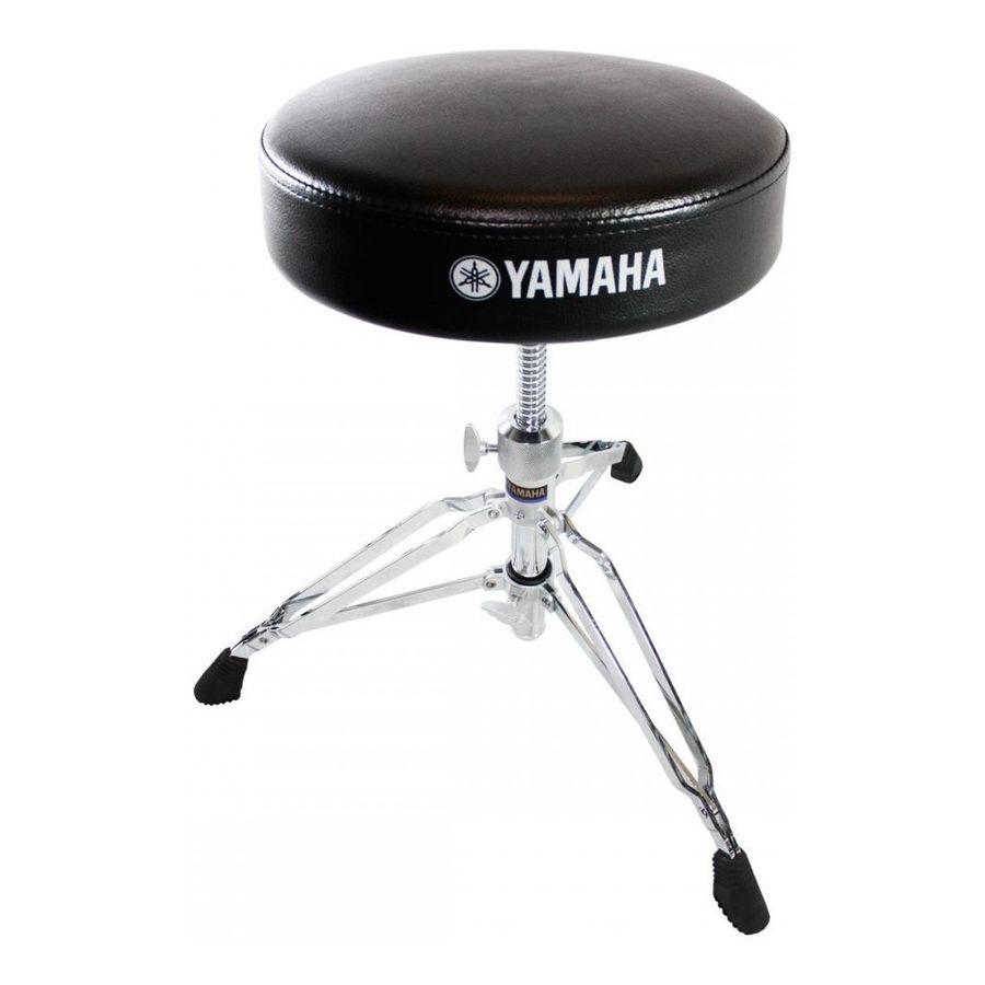 Banqueta-Yamaha-Ds-840-Redonda-Doble-Pata-Para-Bateria