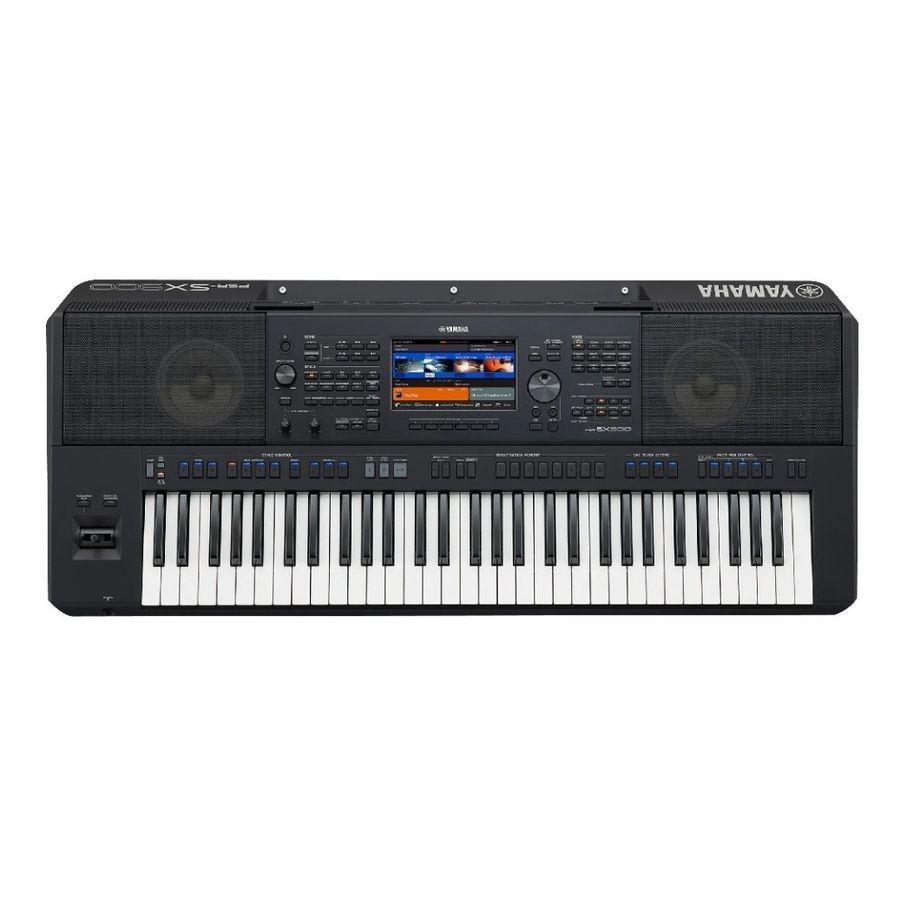 Teclado-Yamaha-Psrsx900-De-61-Teclas-Workstations