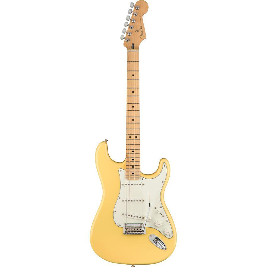 Guitarra-Electrica-Fender-Player-Stratocaster-Mastil-Maple-Buttercream