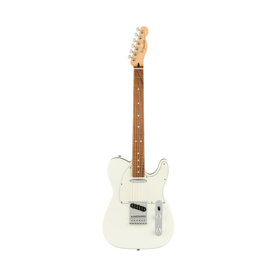 Guitarra-Electrica-Fender-Player-Telecaster-22-Trastes-Aliso-Polar-White