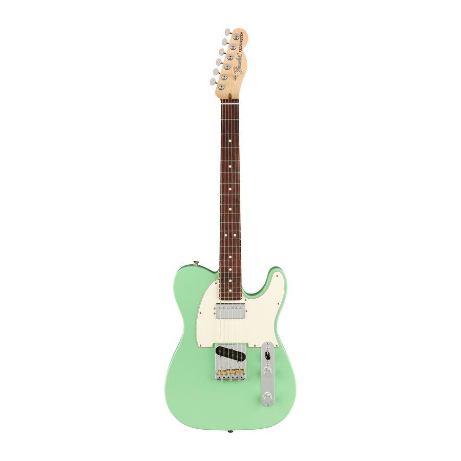 Guitarra-Electrica-Telecaster-American-Performer-RWN-HS-Yosemite-C.ClassicGear-Sist.-Greasebucket-c-Funda-Deluxe-Satin-Surf-Green