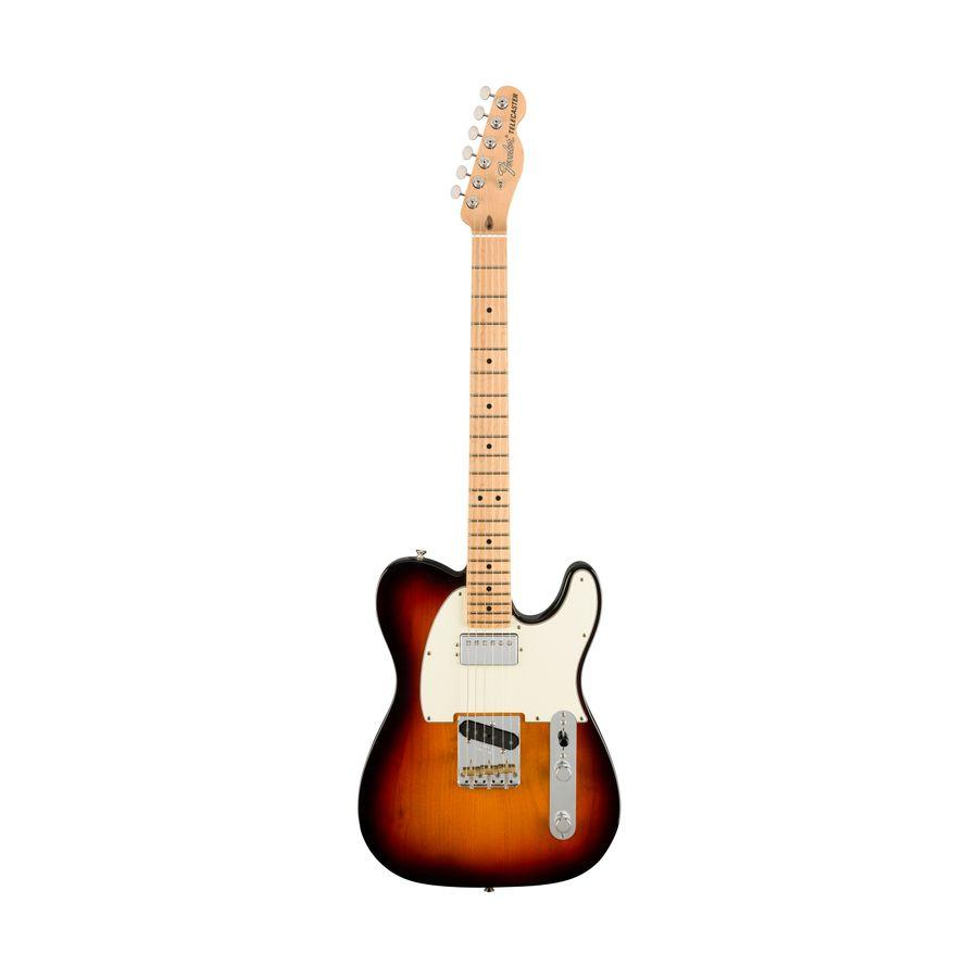 Guitarra-Electrica-Telecaster-American-Performer-RWN-HS-Yosemite-C.ClassicGear-Sist.-Greasebucket-c-Funda-Deluxe-Sunburst