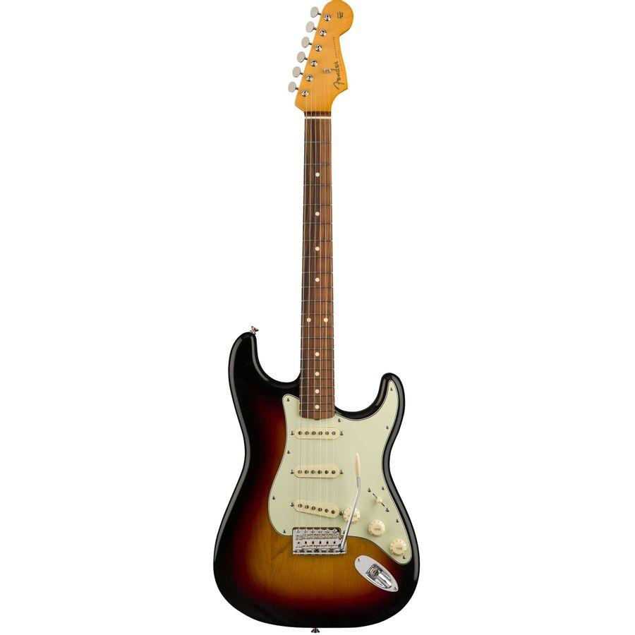 Guitarra-Electrica-Stratocaster-60-s-Classic-Series-PFN-c-Estuche-Sunburts-Lacquer
