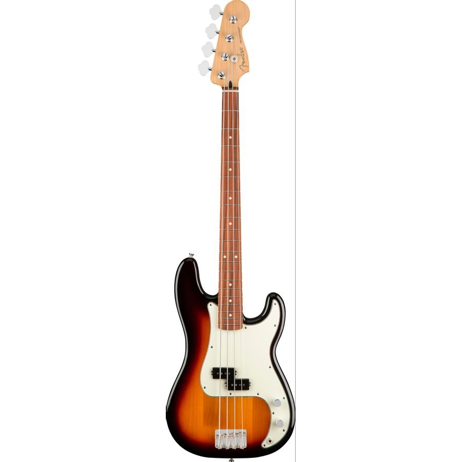 Bajo-Electrico-Precision-Bass-Player-Series-4C-PFN-Mic-Alnico-5-Split-Single-Coil-Clavijero-cubierto-Sunburst