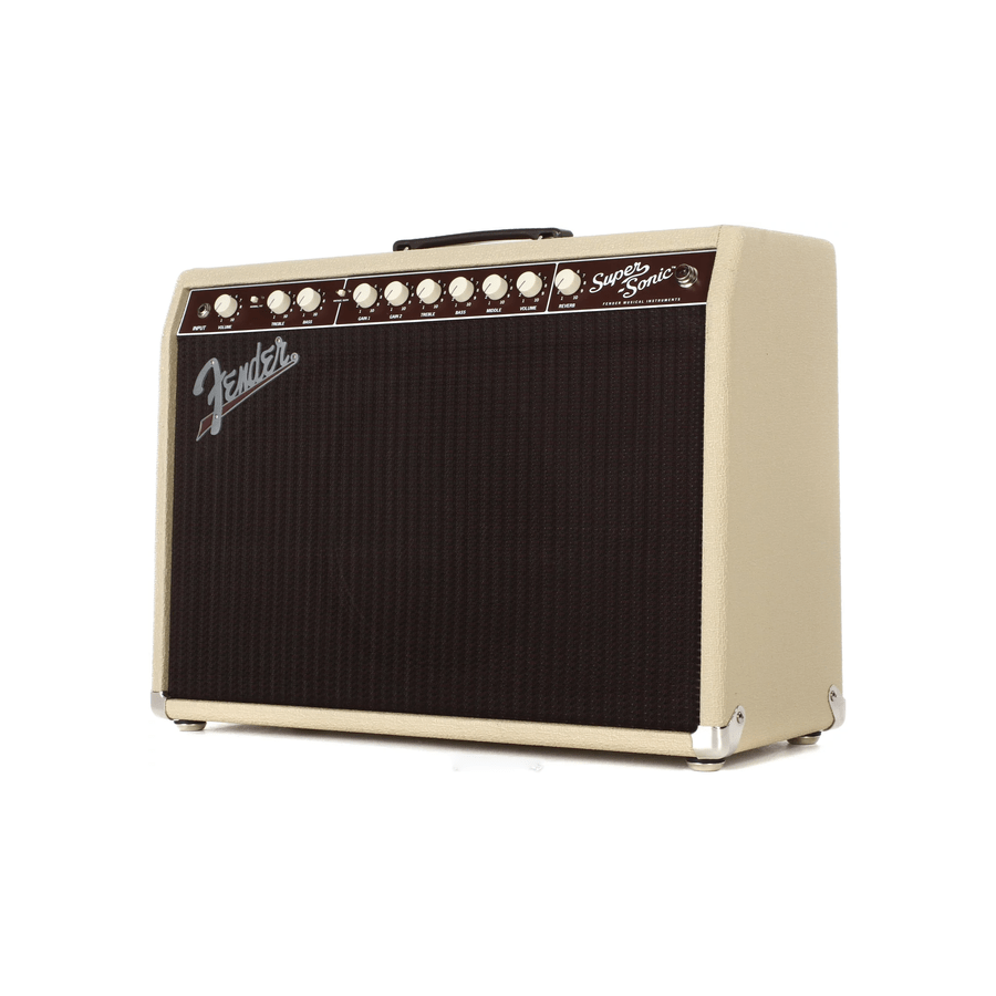 Amplificador-Fender-Para-Guitarra-Super-Sonic-22-watts-Valvular-1-x-12--Blonde
