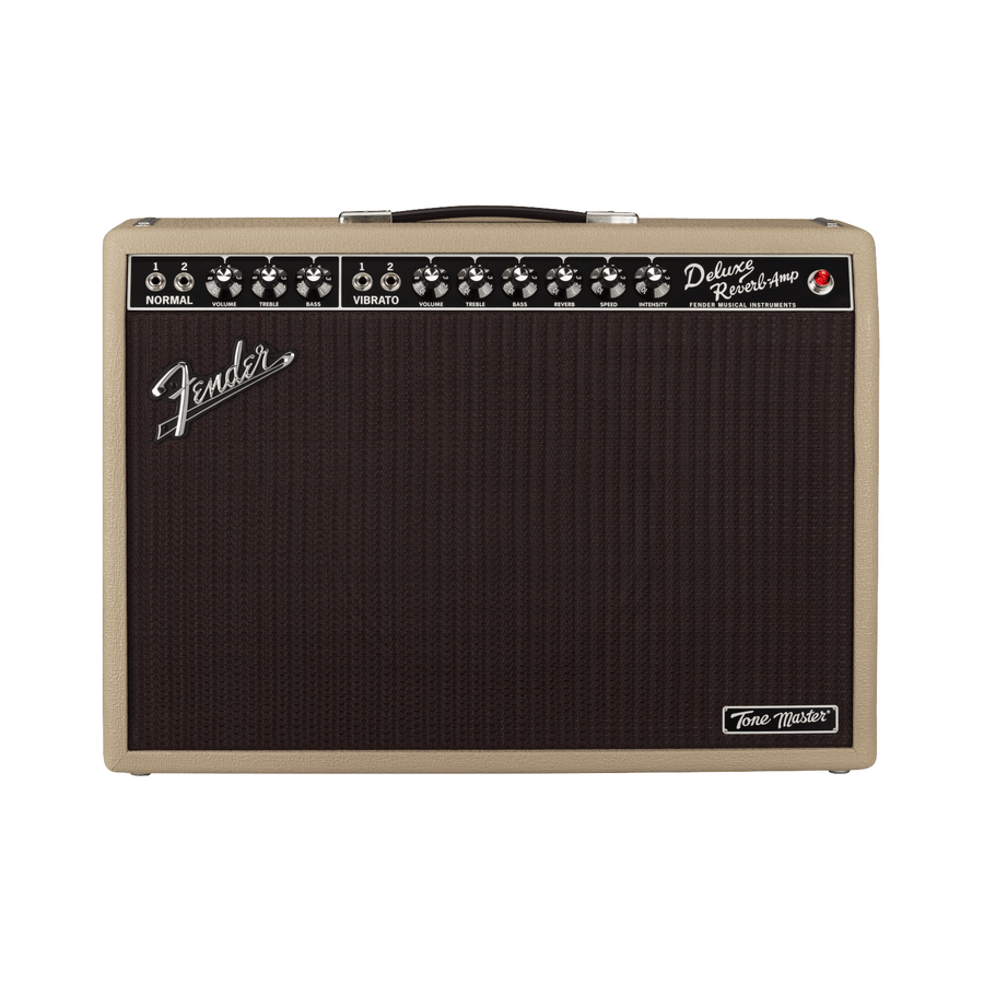 Amplificador-Guitarra-Fender-Tone-Master-Deluxe-Reverb-100-w-1x12-Celestion-NEO-Creamback-de-12---Blonde-Tolex
