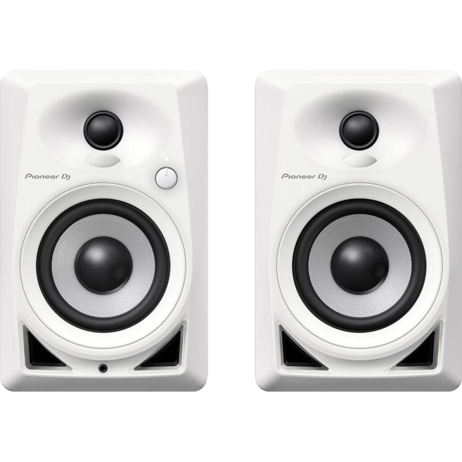 Monitor-Estudio-Pioneer-Dm40w-Activo---Pasivo-4-35w-Blanco-Par