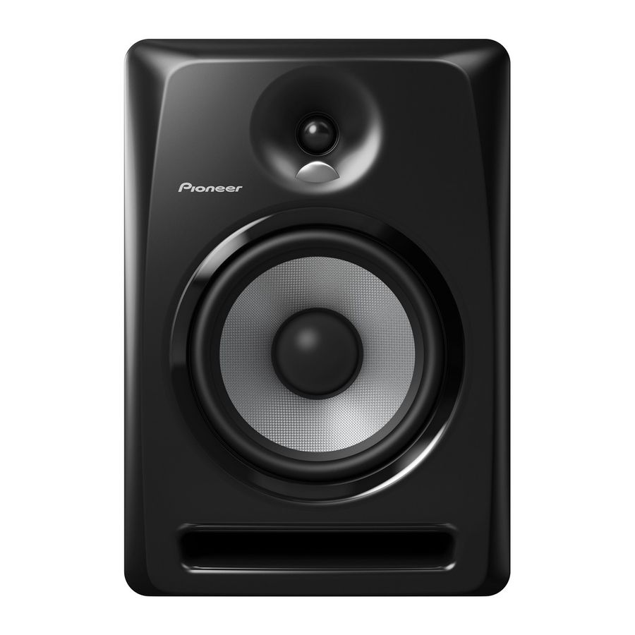 Monitor-Activo-Estudio-Pioneer-S-dj80x-160w-Bass-8
