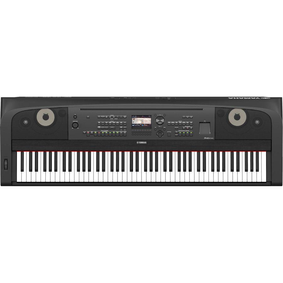 Piano-Digital-Yamaha-Dgx-670-88-Teclas-Hammer-Usb-Negro