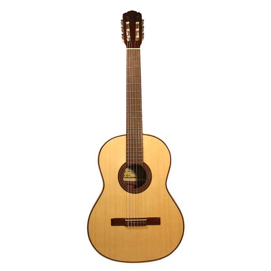 Guitarra-Criolla-Gracia-Bb-Malaga-Nogal-Cedro