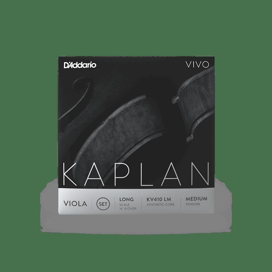 Encordado-Daddario-Kv410-Lm-Viola-16-O---Kaplan-Med-Long-Scale