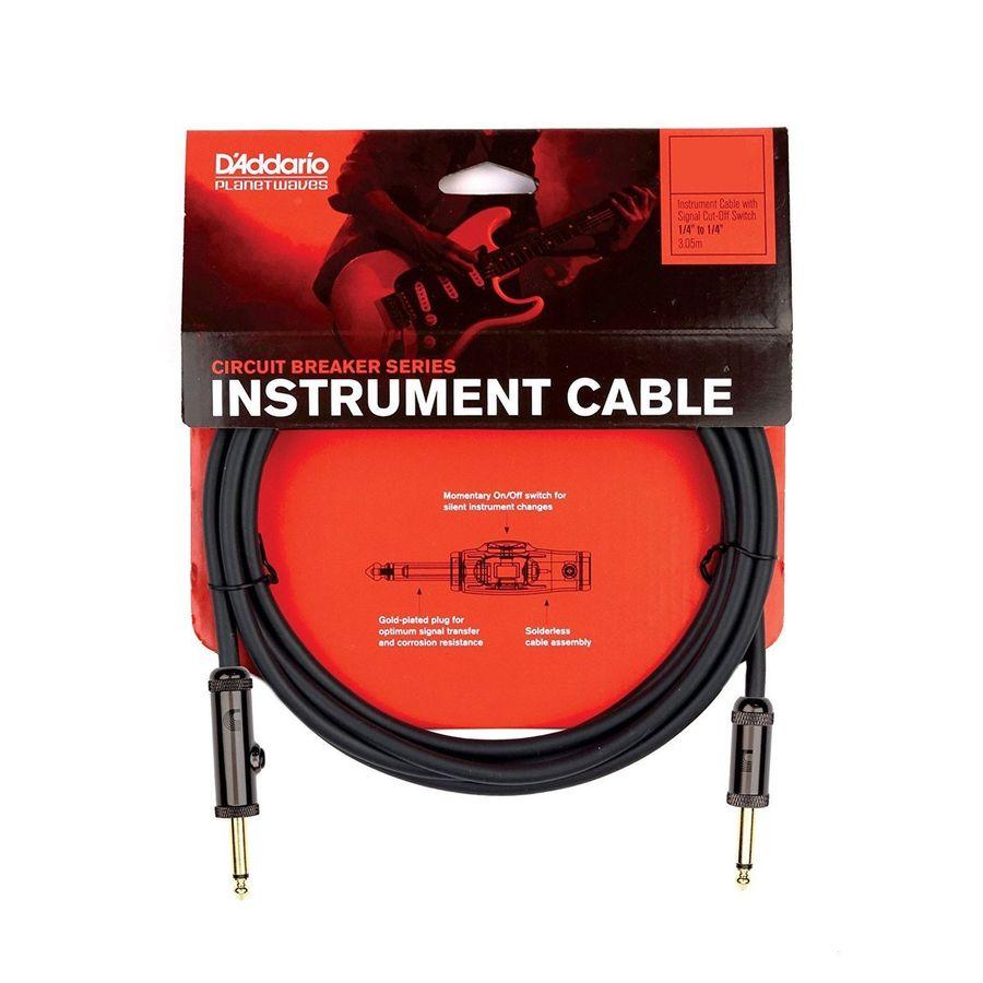 Cable-Planet-Waves-Pw-ag-10-Plug-plug-3-Mts-Pulsador-Corte