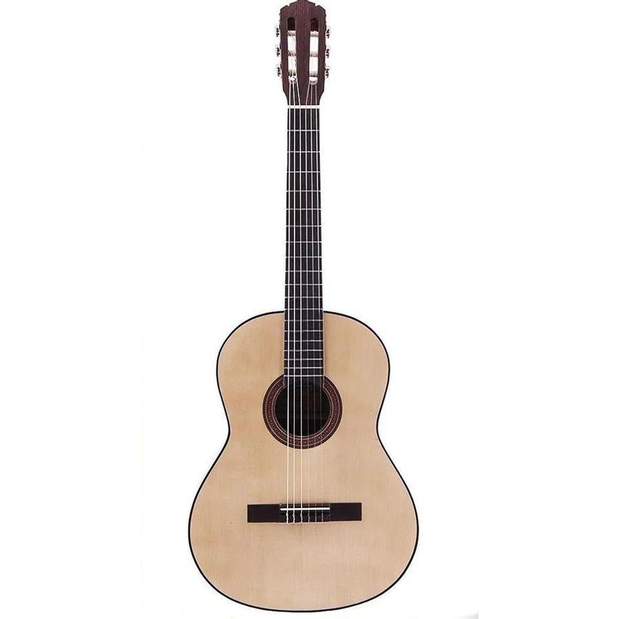 Guitarra-Clasica-Criolla-Gracia-AA-Cedro-Nogal