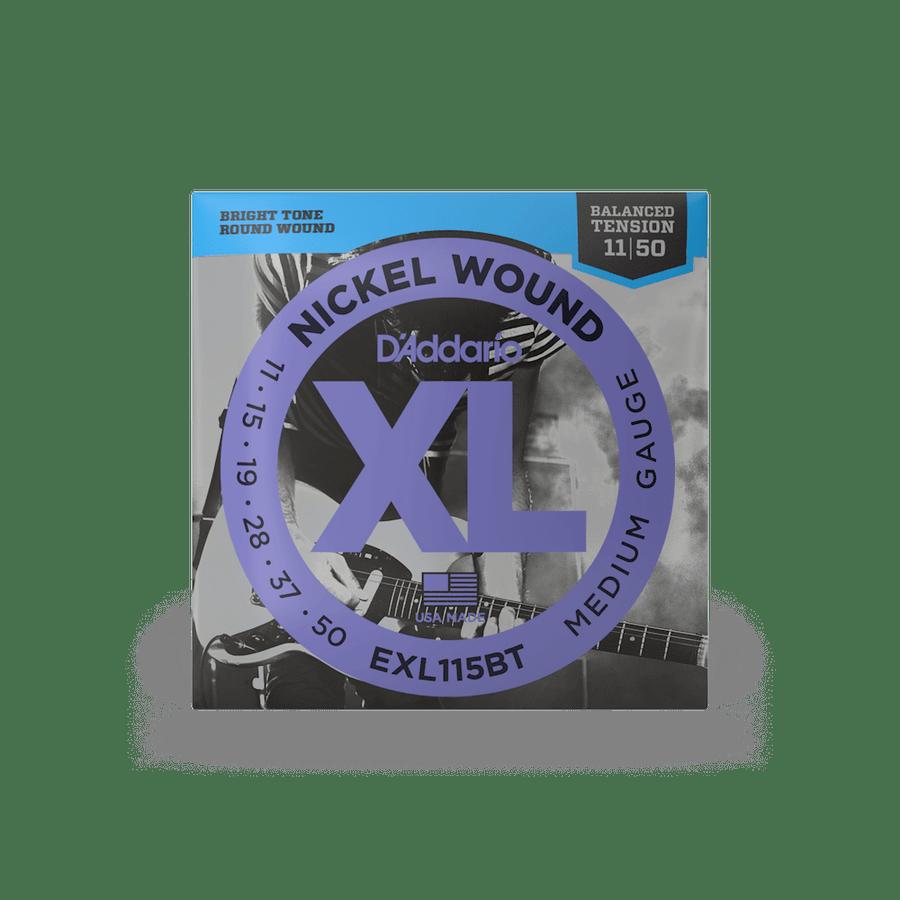 Encordado-Daddario-Exl115bt-Electrica-Nickel-Wound-Tension-Balanceada