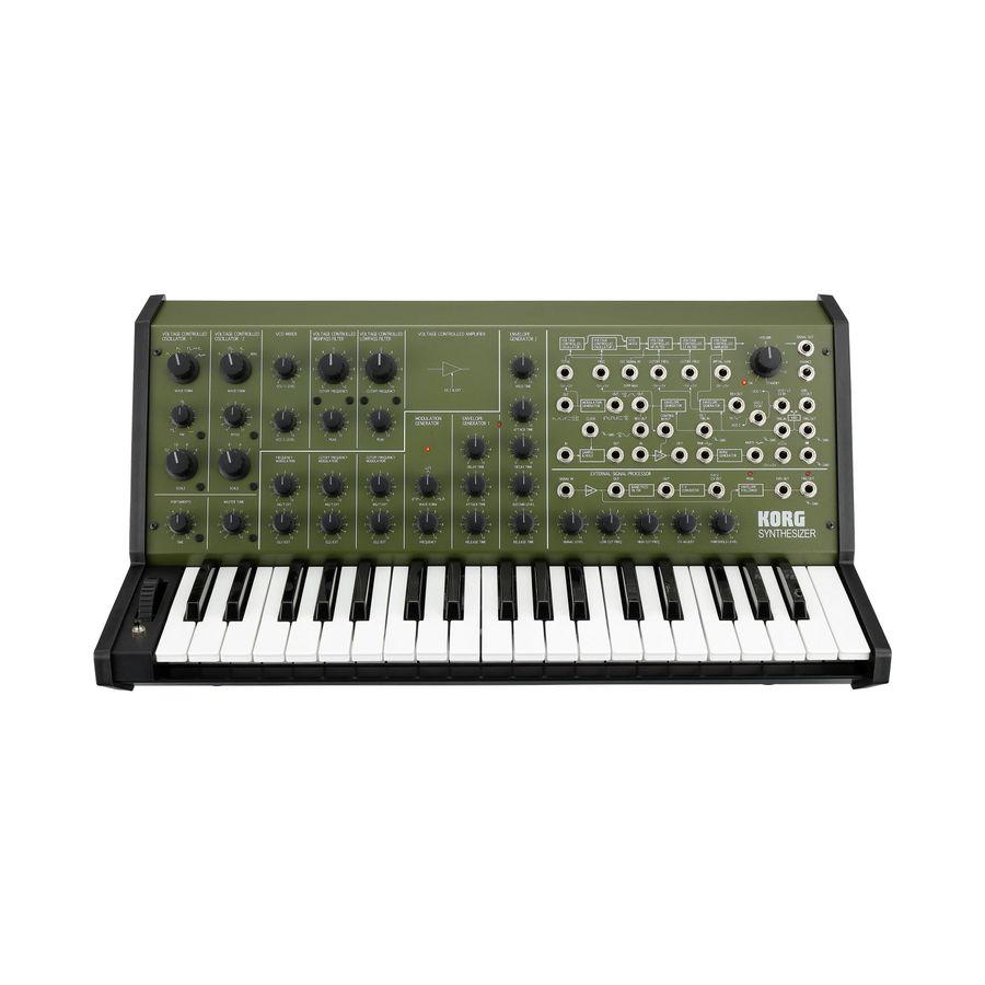 Sintetizador-Monofonico-Korg-Ms-20-Fs-Green
