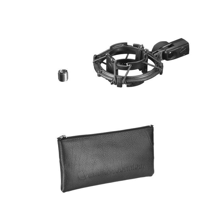 Pack-Audio-technica-At2035pk-Microfono-Auricular-Soporte