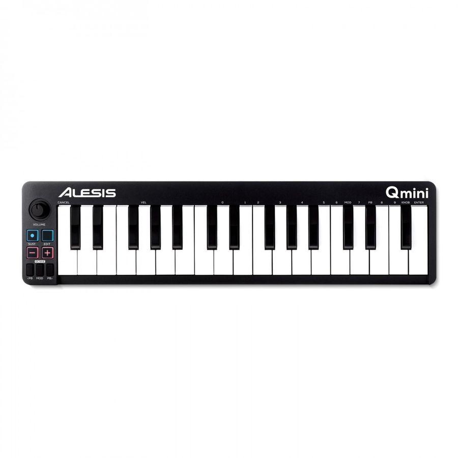 Teclado-Midi-Alesis-Q-Mini-32-Teclas-Usb-Plug-And-Play