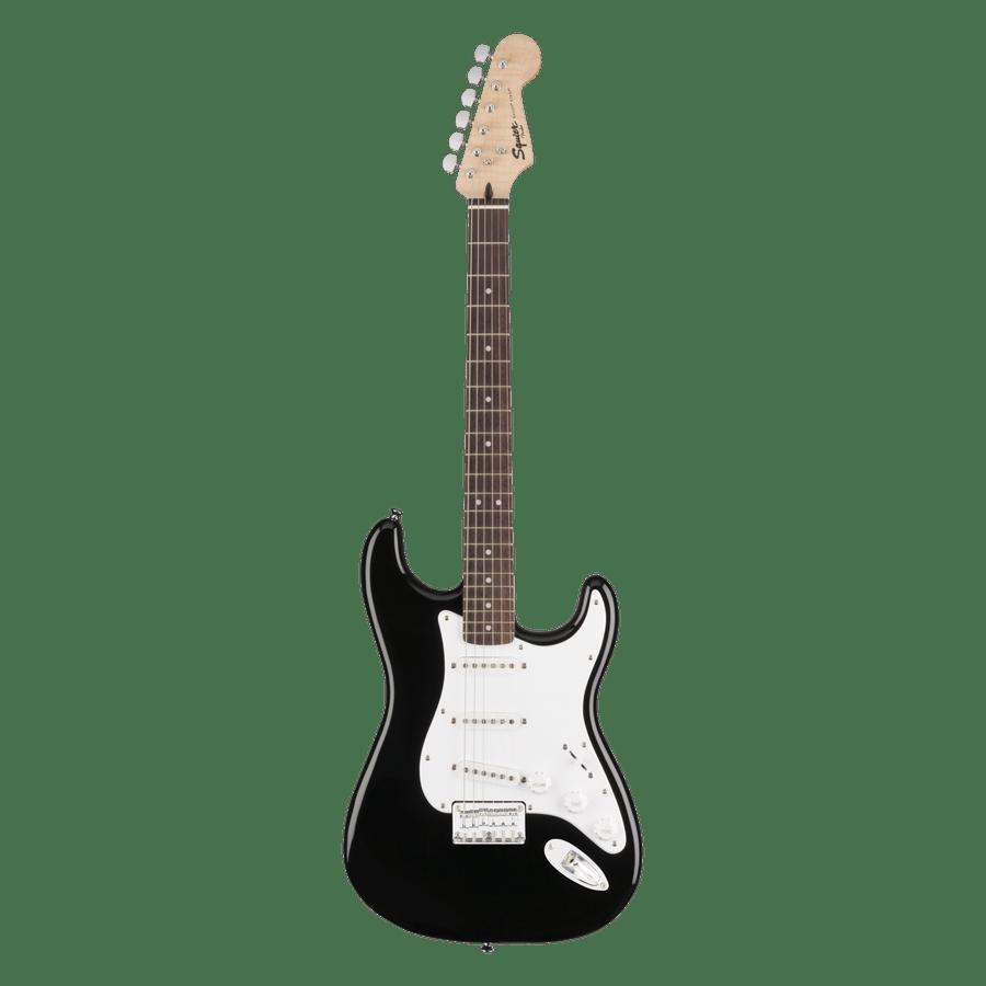 Guitarra-Electrica-Squier-Stratocaster-Bullet-Lrl-Hard-Tail-Black