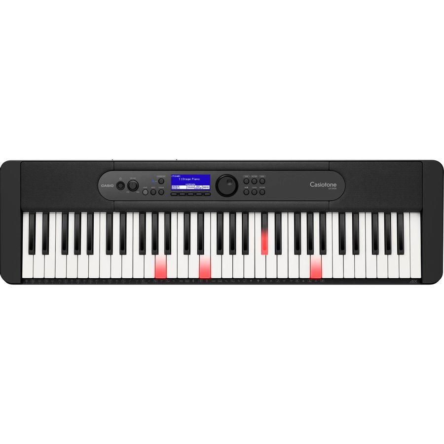 Teclado-Portable-Casio-Lk-s450-61-Teclas-Sensitivo-Midi-Usb