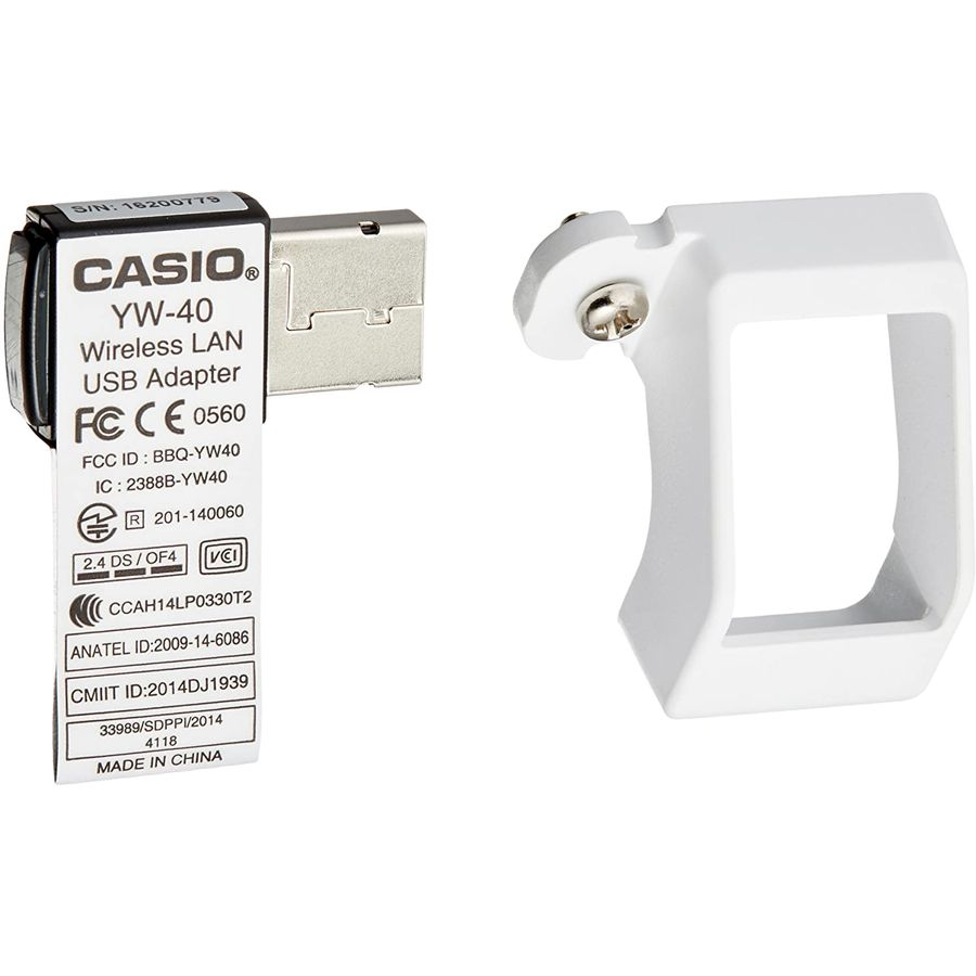 Presentador-inalambrico-Casio-YW-40-opcional-USB