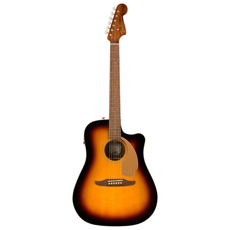 Guitarra-Electroacustica-Redondo-Player-Fishman-Sunburst