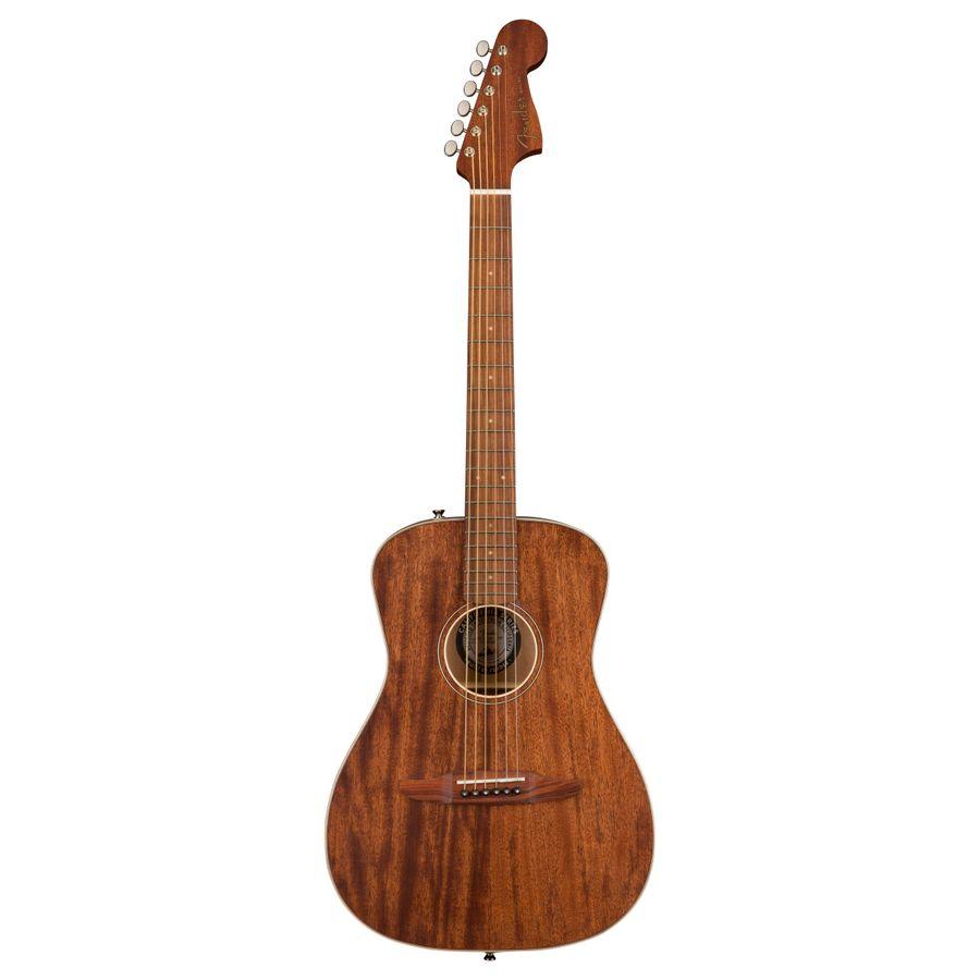 Guitarra-Electroacustica-Fender-Malibu-Special-Funda-Deluxe-All-Mahogany
