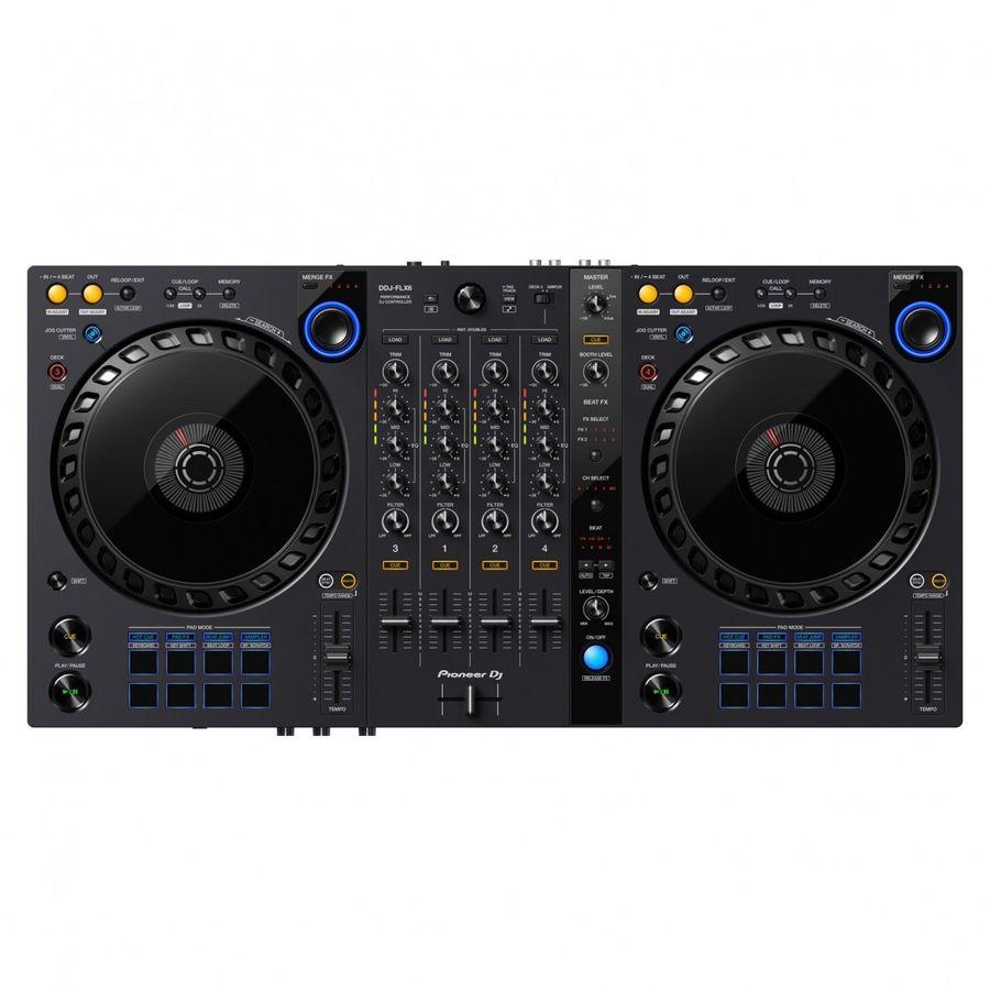 Controlador-Pioneer-Ddj-flx6-4-Canales-Serato-Dj-Usb