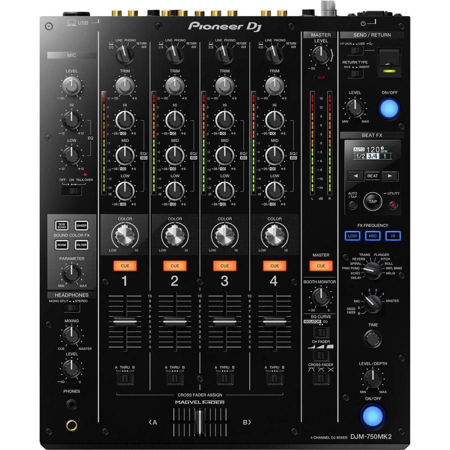 Mixer-Pioneer-Djm-750mk2-4-Canales-Sound-Color-Fx