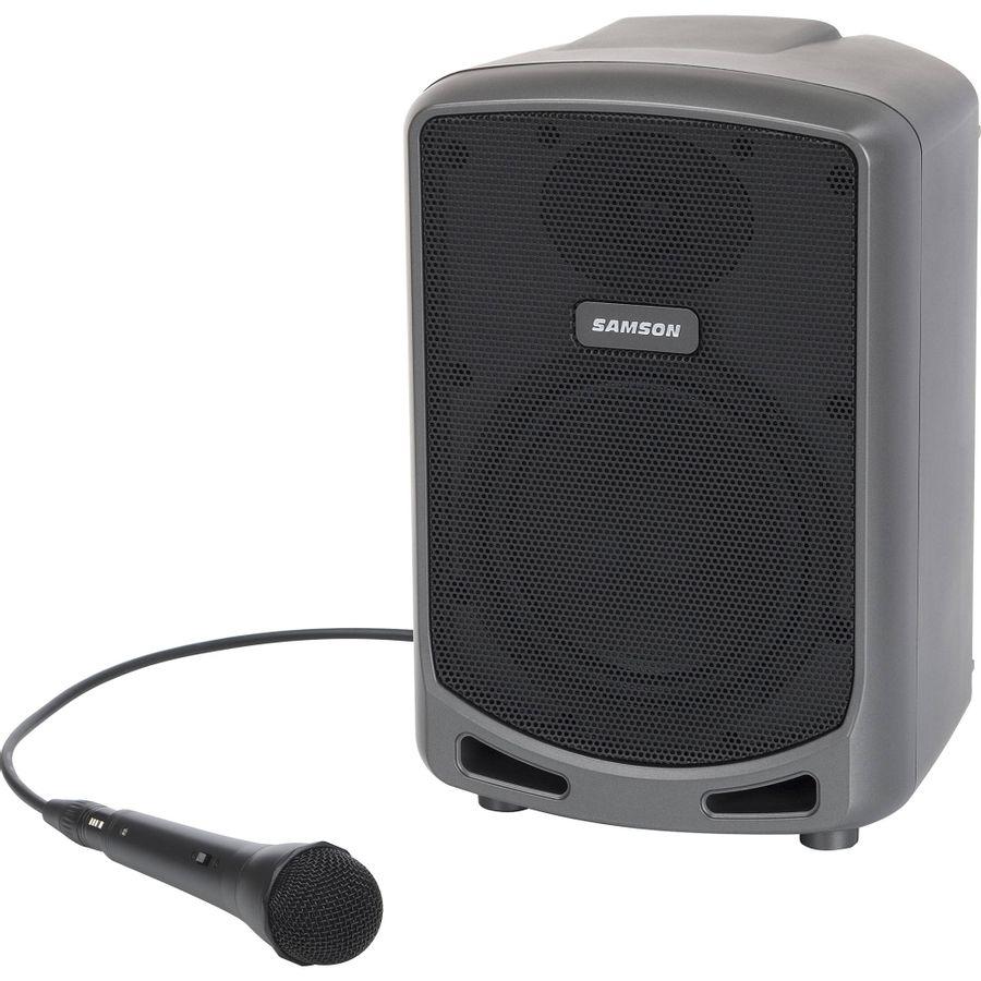 Bafle-Activo-Samson-Xpexpp-Recargable-Bluetooth-Con-Mic