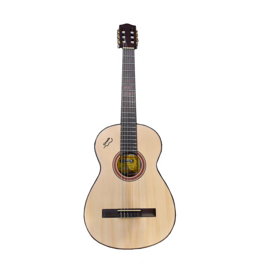 Guitarra-Criolla-clasica-Gracia-M5f-4-4-Marron-Claro