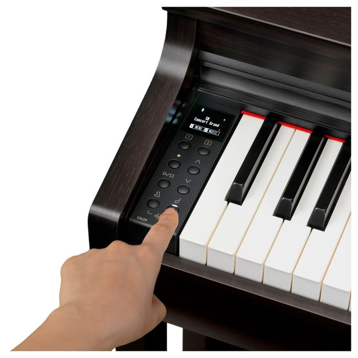Piano-Digital-Kawai-Cn29-R-88-T-Con-Mueble-Bt-Rosewood