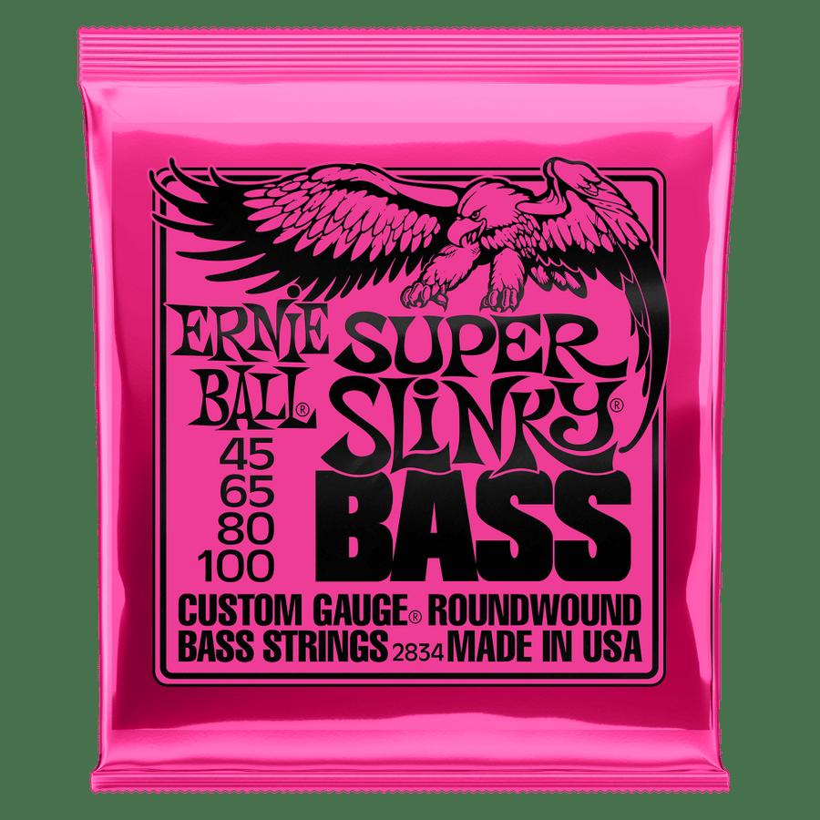 Encordado-Bajo-Ernie-Ball-P02834-Super-Slinky-Nw-45-100
