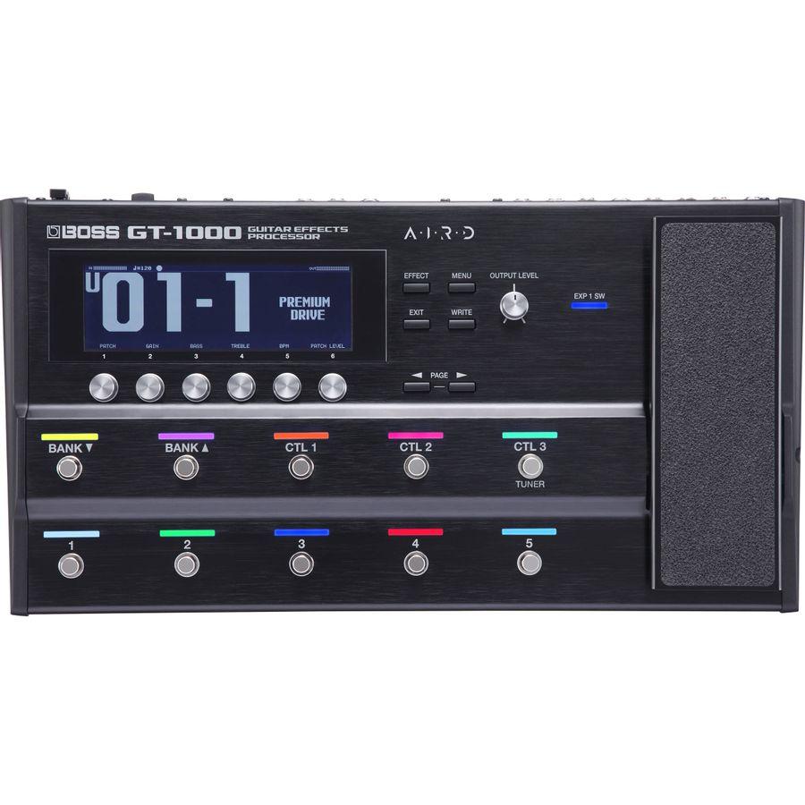 Procesador-De-Efectos-Boss-Gt-1000l-145fx-Para-Guitarra