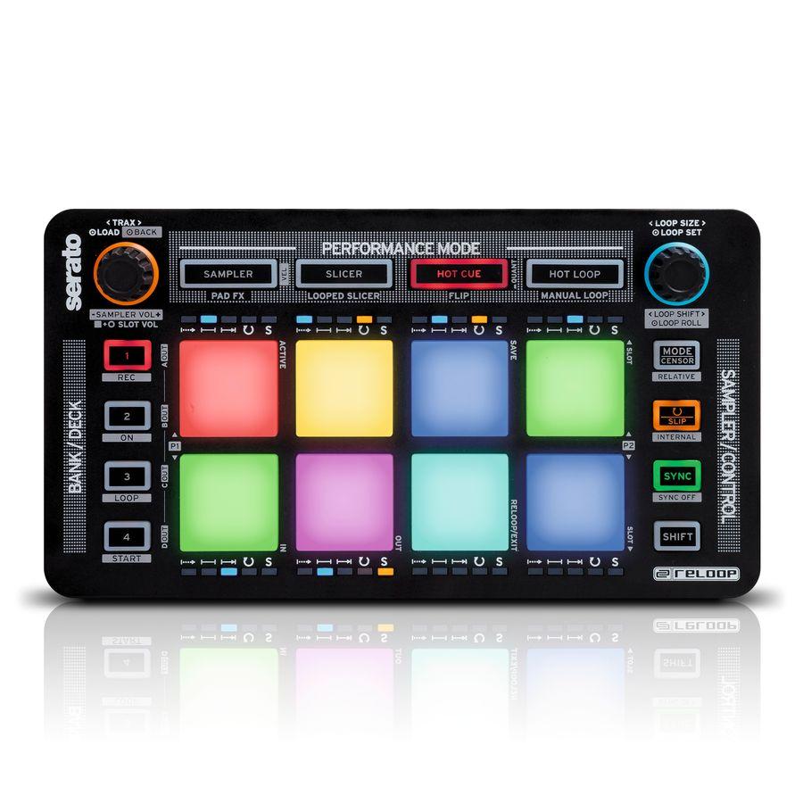 Controlador-Modular-Drumpad-Reloop-Neon-Para-Serato-Dj-Pro